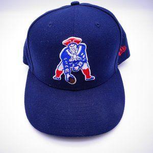 NEW ERA 9Fifty New England Patriots Snapback Hat